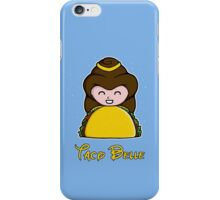 Taco Belle iPhone Case/Skin
