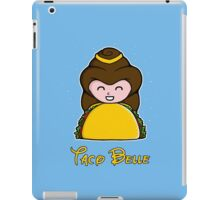 Taco Belle iPad Case/Skin