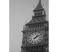 Queen Elizabeth Tower Photographic Print
