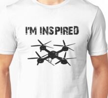 I'M INSPIRED Unisex T-Shirt