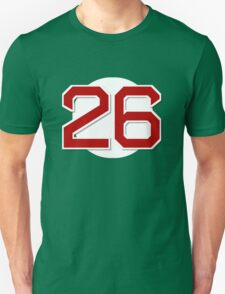 #26 Retired Unisex T-Shirt