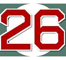 #26 Retired Photographic Print