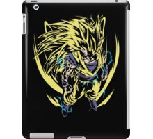 Super Saiyan Goku Shirt - RB00445 iPad Case/Skin