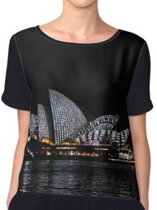Vivid 2016 Opera House  45 Chiffon Top