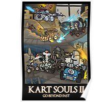 Kart Souls II Poster