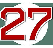 #27 Retired Photographic Print