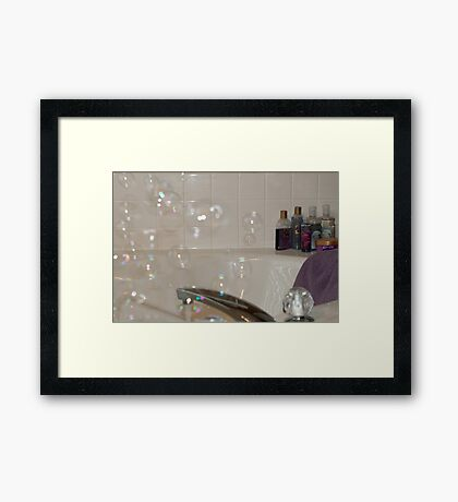 It's Time To Relax Framed Print
