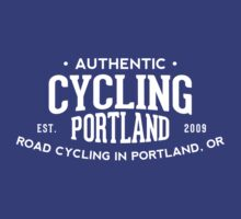 Authentic Cycling Portland by CyclingPortland