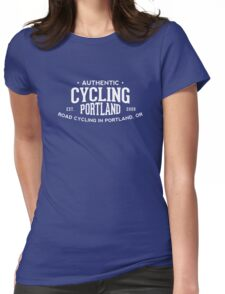 Authentic Cycling Portland T-Shirt