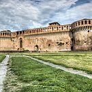 The Rocca Sforzesca of Imola (Italy) by Marc Garrido Clotet