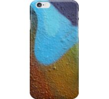 maple syrup grafitti wall iPhone Case/Skin