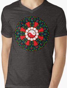 The Wheel of Truth Mens V-Neck T-Shirt