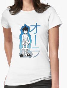 HUNTER X HUNTER GON AURA NEN Womens Fitted T-Shirt