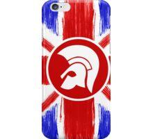 Trojan Union Jack  iPhone Case/Skin