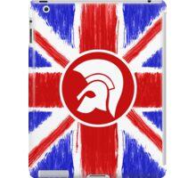Trojan Union Jack  iPad Case/Skin