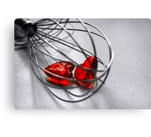 Best Ingredients Canvas Print