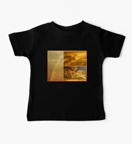 The Dragon and the Phoenix after the rain Baby Tee