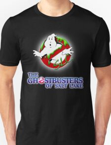 The Ghostbusters of Salt Lake Logo 1 Unisex T-Shirt