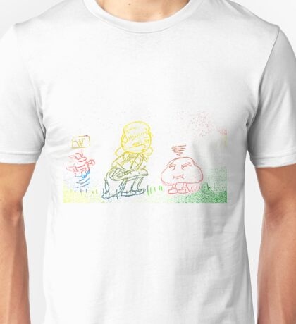 Alice in the Mushroom Kingdom Unisex T-Shirt