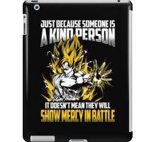 Super Saiyan Goku Shirt - RB00440 iPad Case/Skin