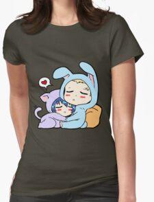 Kannao - Bunny and Cat T-Shirt