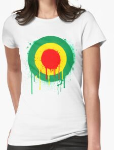 Jamaican Mods Womens Fitted T-Shirt