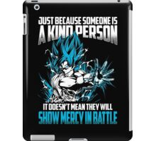 Super Saiyan Goku Shirt - RB00439 iPad Case/Skin