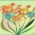 Garden wonder by IrisGelbart