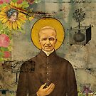 Saints Collection -- The Holy Father by Elo by Elo Marc