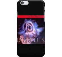 Rosa Lux Negative iPhone Case/Skin