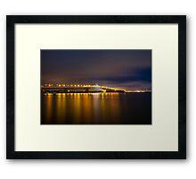 The Harbour Bridge Framed Print