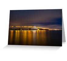 The Harbour Bridge Greeting Card
