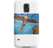 St Michael Samsung Galaxy Case/Skin