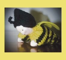 Bumble Bee Child Baby Tee