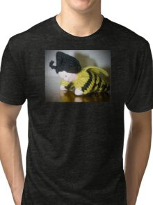 Bumble Bee Child Tri-blend T-Shirt