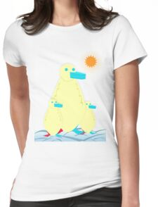 Mum and Kids  Womens Fitted T-Shirt