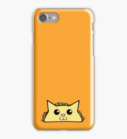 TACO CAT iPhone Case/Skin