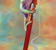 Painting love by ivanpawluk