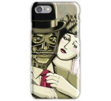 Steampunk Amore iPhone Case/Skin