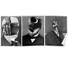 Metamorphosis of Henry Moore. Poster