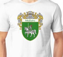 McGuire Coat of Arms/Family Crest Unisex T-Shirt
