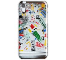 Clean your toys iPhone Case/Skin