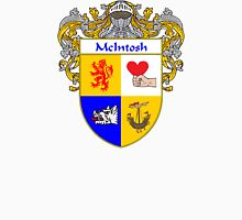 McIntosh Coat of Arms/Family Crest Unisex T-Shirt