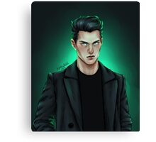 Tom Riddle Jr. Canvas Print