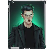 Tom Riddle Jr. iPad Case/Skin