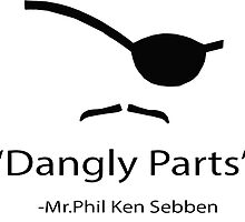 A quote from Mr.Phil Ken Sebben by DaftPina