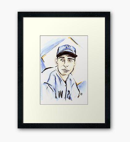 Yankee Clipper Framed Print