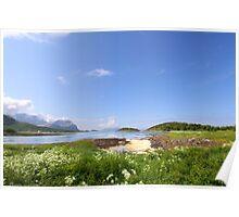 Norwegian Landscape Poster