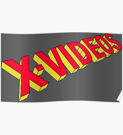 x-men x-videos Poster