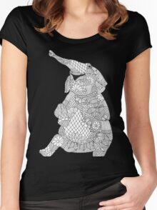 pais Women's Fitted Scoop T-Shirt